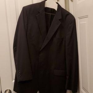 Jos A Bank black sports coat/suit coat